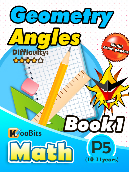 Geomtry - Angles - P5 - Book 1