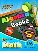Algebra - P6 - Book 2