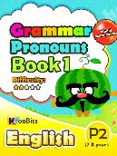 Grammar - Pronouns - Primary 2 - Book 1