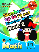 Numbers up to 10 and Number Bonds - P1 - Book 2
