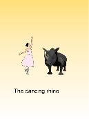 The dancing rhino