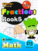 Fractions - P3 - Book 5