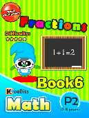 Fractions - P2 - Book 6