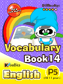 Vocabulary - Primary 5 - Book 14