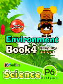 Environment - Primary 6 - Book 4