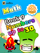 Numbers up to 30 - K2 - Book 9