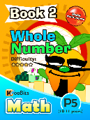 Whole Numbers - P5 - Book 2