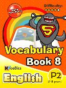 Vocabulary - Primary 2 - Book 8