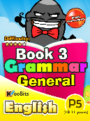Grammar - Primary 5 - Book 3