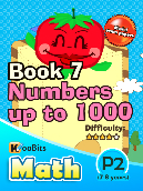 Numbers up to 1000 - P2 - Book 7