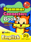 Grammar - Connectors - Primary 3 - Book 3