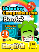Listening Comprehension - Primary 3 - Book 2