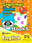 Grammar - Verbs - Primary 5 - Book 5