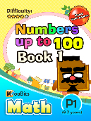 Numbers up to 100 - P1 - Book 1