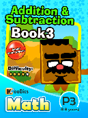 Addition & Subtraction - P3 - Book 3
