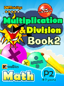 Multiplication & Division - P2 - Book 2