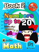 Numbers up to 20 - P1 - Book 2