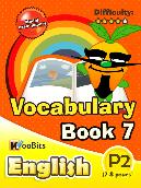Vocabulary - Primary 2 - Book 7