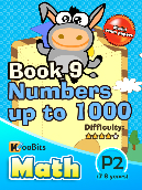 Numbers up to 1000 - P2 - Book 9