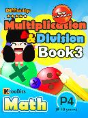 Multiplication & Division - P4 - Book 3