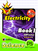 Electricity - Primary 5 - Book 1