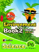 Environment - Primary 6 - Book 2