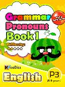Grammar - Pronouns - Primary 3 - Book 1