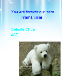 You are forever our hero, Mama polar!