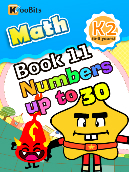 Numbers up to 30 - K2 - Book 11