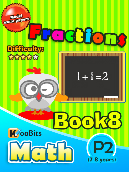 Fractions - P2 - Book 8