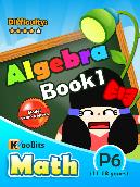 Algebra - P6 - Book 1
