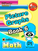 Picture Graphs - P1 - Book 6