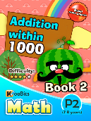 Addition within 1000 - P2 - Book 2