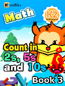 Count in 2s, 5s and 10s - K2 - Book 3