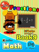 Fractions - P6 - Book 9
