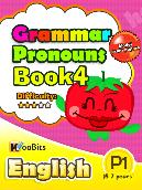 Grammar - Pronouns - Primary 1 - Book 4