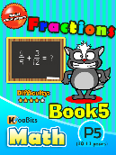Fractions - P5 - Book 5