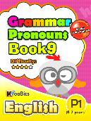 Grammar - Pronouns - Primary 1 - Book 9