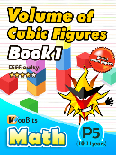 Volume of Cubic Figures - P5 - Book 1