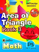 Area of Triangle - P5 - Book 3
