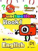 Grammar - Punctuations - Primary 1 - Book 1
