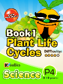 Plant Life Cycles - P4 - Book 1