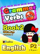 Grammar - Verbs - Primary 2 - Book 2