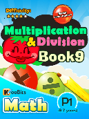 Multiplication & Division - P1 - Book 9