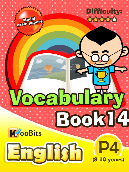 Vocabulary - Primary 4 - Book 14
