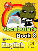 Vocabulary - Primary 1 - Book 3