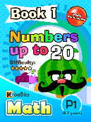 Numbers up to 20 - P1 - Book 1