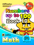 Numbers up to 100 - P1 - Book 10