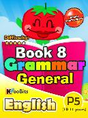 Grammar - Primary 5 - Book 8