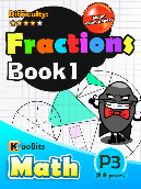 Fractions - P3 - Book 1